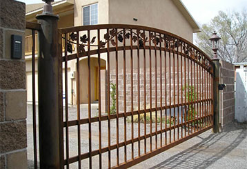 Different Steel Gate Design Options | Gate Repair Glendale, CA